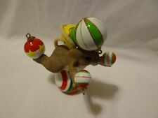 Charming Tails The Holidays Can Be A Real Balancing Act Mouse Figurine 4023656