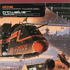 Time Tourist by B12 CD (1996, Wax Trax!) - MINT - RARE/OOP - Warp Electronica