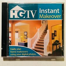 HGTV Instant Makeover (PC CD-ROM, 2010) Home Makeover Software - Use Your Photos
