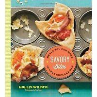 Savory Bites, Hollis Wilder, New, Book