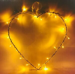 Extra Large Light Up LED Heart