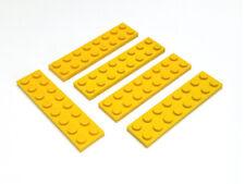 306224 Lego Rundsteinstein 1x1 offene Noppe Gelb 10 Stück