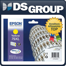 Epson Cartuccia Inkjet 79 XL Torre di Pisa Yellow 17.1ml