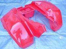 84 85 86 HONDA ATC200S NOS NEW GENUINE REAR FENDER FENDERS 80100-VM4-003/770