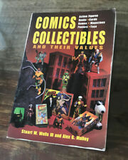 'Comics Collectibles and Their Values' by Stuart Wells III & Alex Malloy 1996