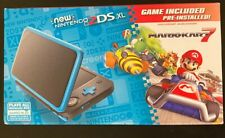 Brand New Nintendo 2DS Turquoise 180 Games Installed 3ds + SNES + GBA + GBC + GB