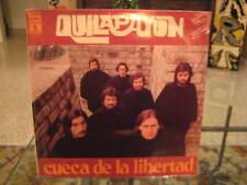 SEALED QUILPAYUN CUECA DE LA LIBERTAD FRANCE IMPORT FOLK VINYL LP ALBUM RECORD