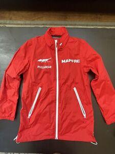 motogp issue Aspar team pull&bear rain coat