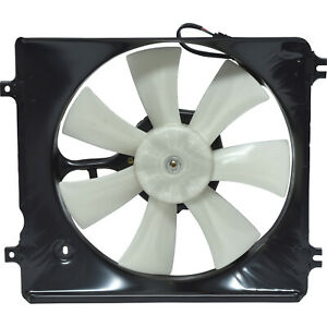 New A/C Condenser Fan Assembly for Accord RDX Crosstour Accord Crosstour