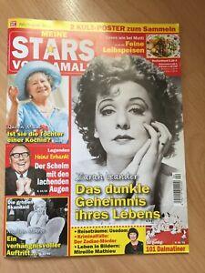 Stars von Damals 7/21 ZARAH LEANDER, Marilyn Monroe,M. Mathieu, Heinz Erhardt