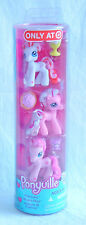 A4 My Little Pony ~*G3 Ponyville MIB Valenshy Wish-I-May Always & Forever 2!*~