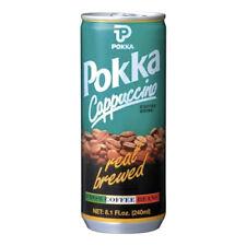 Pokka Cappuccino Coffee Drink 240ml