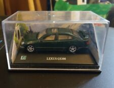 Hongwell Cararama 1/72 Scale Lexus GS300 - Dark Green NEW & BOXED