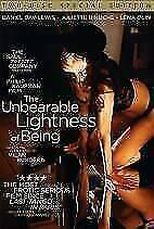 The Unbearable Lightness Of Being DVD 1988 Daniel Day Lewis Juliette Binoche