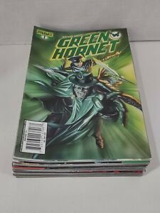 Lot of 31 Different Issues of Green Hornet 1-40 Legacy Year One Alex Ross
