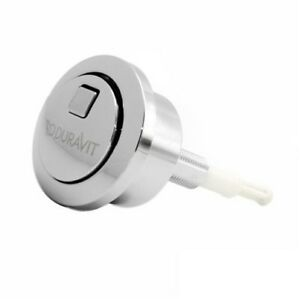 Duravit Push Button Geberit Dual Flush - 0074601000