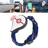 For Pokemon GO Plus Bluetooth Interactive Wristband Bracelet Watch for Nintend