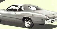 70 71 72 73 74  75 Plymouth Duster/Dodge Demon/Dart Sport CANOPY WHITE Vinyl Top