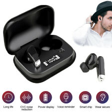 Bluetooth Earbuds Wireless Earphones Noise Canceling Stereo Headset Headphone