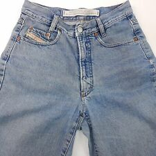 Diesel Cheyenne Mens Vintage Jeans W29 L31 Light Blue Regular Tapered High Rise