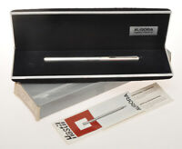 Aurora Hastil sfera 925 solid sterling silver ballpoint pen new in box