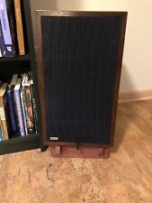 Custom Made Walnut Speaker Stands for Dynaco A-25 Speakers