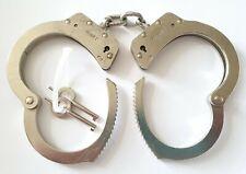 Hiatt Prototype Handcuffs For Chubb ASP TCH LIPS Peerless Collectors Hand Cuffs