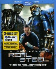 Real Steel [New Blu-ray] With DVD, Widescreen, Subtitled