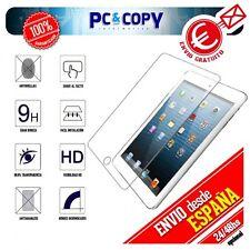 CRISTAL TEMPLADO PREMIUM PROTECTOR PANTALLA 9H PARA iPad 4 A1460 BORDE CURVO NEW