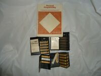 Texas Instruments 58/59 Surveying, Master Module, Manual, Untested, As-Is