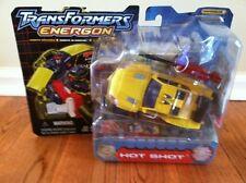 Transformers - RID - Energon - HOT SHOT - Hasbro - 2003 - MOSC