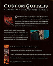 Custom Guitars: A Complete Guide to Contemporary Handcrafted Guitars Collectable