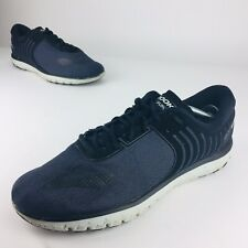 d41a0acf248ba Brooks Pure Flow 6 Navy Blue Black Training Sneakers Mens Sz 11.5 Running  Shoes