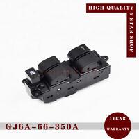 Power Window Master Control Switch GJ6A-66-350A for 2003 2005 Mazda 6 2.3L 3.0L