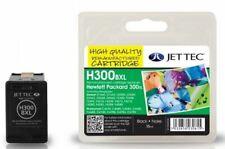JetTec 300 XL CC641EE Black Remanufactured Ink for HP - H300BXL, MPN 101H030030