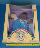 Cabbage Patch Kids 1985 Preemie Gerald Joyce Boy Doll 3870 Coleco March of Dimes