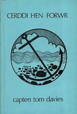 "CAPTEN TOM DAVIES - ""CERDDI HEN FORWR"" - WELSH POEMS - LLYFRAU'R FANER (1978)"
