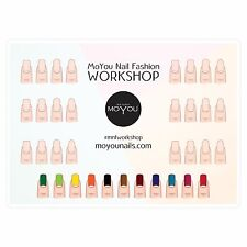 MoYou Nails WorkSpace Stamping Matt For Nail Art Designs Protects Surfaces