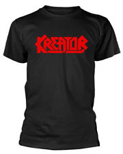 Kreator 'Red Logo' T-Shirt - NEW & OFFICIAL!