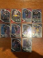2020 Panini Absolute Rc Lot Of 10 NFL Defensive Rookie LOT