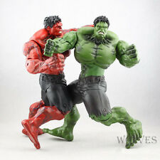 "X1PC Incredible RED Hulk Action Figure Hero 10 "" Marvel Legends Comics Avengers"