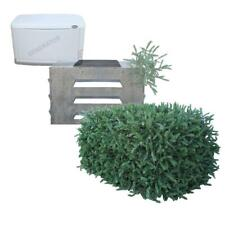 """New listing TriCc Utility Cover Rl3656A 3 Sided Faux Shrub Cover with Top Panel, 34x54x34"""""""