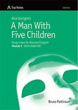 HSC English Top Notes study guide A Man With Five Children