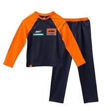 KTM PIGIAMA BAMBINO KIDS REPLICA PIJAMA TEAM RACING SIZE S / 128 3PW1890506