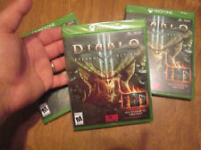 DIABLO III 3 ETERNAL COLLECTION XBOX ONE BRAND NEW FACTORY SEALED BLIZZARD