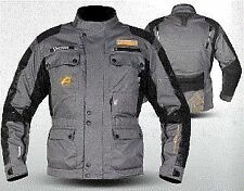 Akito Hip Length Breathable Motorcycle Jackets