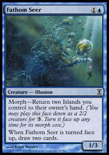 Fathom Seer - Foil ~ Lightly Played Time Spiral UltimateMTG Magic Blue Card
