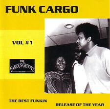 V.A. - FUNK CARGO VOLUME 1 - Great Funk Soul CD