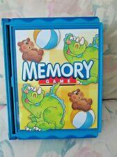 Milton Bradley, Memory Game in Plastic Storage Tray, Age 3+