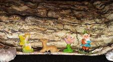 Fairy Garden Lot Deer Flower Gnome Fairy